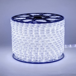 decoLED LED tub 100 m, alb rece, decoLED