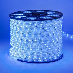 decoLED tub LED, 100m, albastru